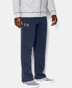 Men's UA Rival Fleece Pants LIMITED TIME: FREE U.S. SHIPPING  $31.99 to $33.99