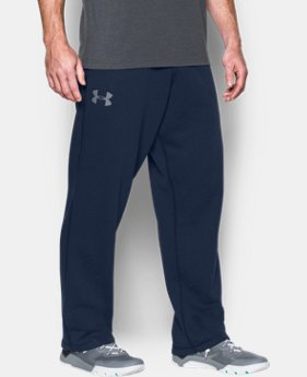 Men's UA Rival Fleece Pants  1 Color $33.74