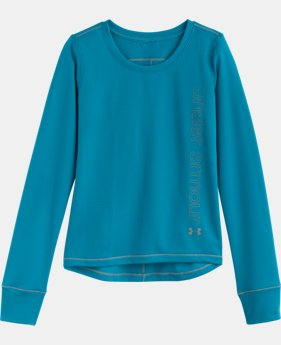 Girls' UA Frosty Long Sleeve