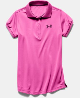 Girls' UA Mirage Polo