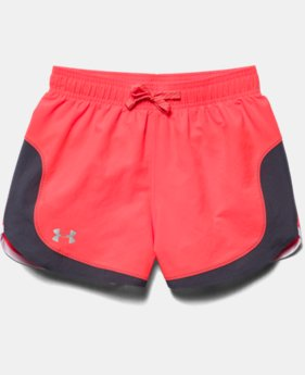 Girls' UA Stunner Short