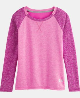 Girls' UA Paralux Cozy Long Sleeve