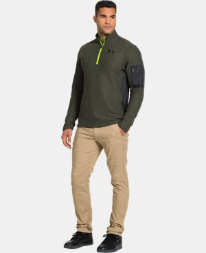 Men's UA TundraBloc ¼ Zip  1 Color $56.24