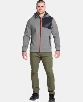 Men's UA Storm Element Breaker Hoodie  1 Color $75.74