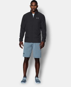 New Arrival  Men's UA Vital Warm-Up Jacket   $35.99 to $59.99