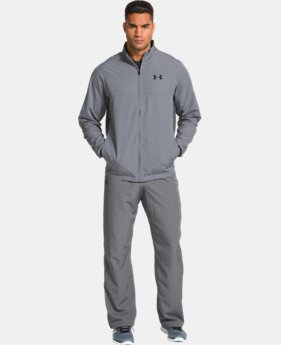 New Arrival  Men's UA Vital Warm-Up Jacket  1 Color $35.99 to $59.99
