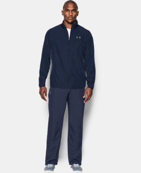 New Arrival  Men's UA Vital Warm-Up Jacket LIMITED TIME: FREE SHIPPING 3 Colors $35.99 to $59.99