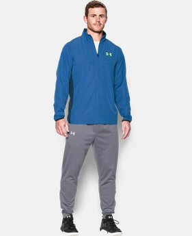 Men's UA Vital Warm-Up Jacket EXTENDED SIZES 1 Color $37.99