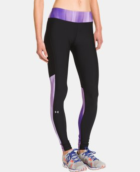 Women's UA HeatGear® Armour Color Block Legging