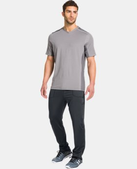Men's UA Capital Knit Pants – Tapered Leg