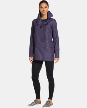 Women's UA Long Windbreaker