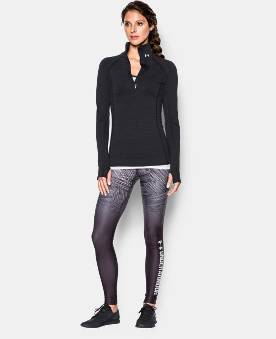 Women's ColdGear® Cozy 1/2 Zip  1 Color $44.99