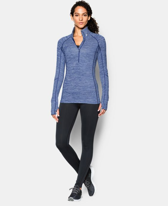 Women's ColdGear® Cozy 1/2 Zip LIMITED TIME OFFER + FREE U.S. SHIPPING 2 Colors $44.99