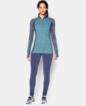 Women's ColdGear® Cozy 1/2 Zip LIMITED TIME: FREE U.S. SHIPPING 1 Color $44.99