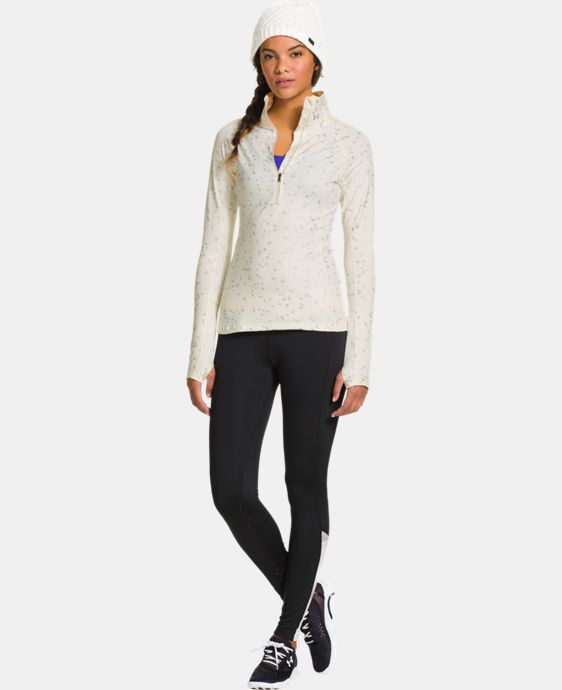 Women's ColdGear® Cozy Shimmer 1/2 Zip LIMITED TIME: FREE U.S. SHIPPING 1 Color $51.99