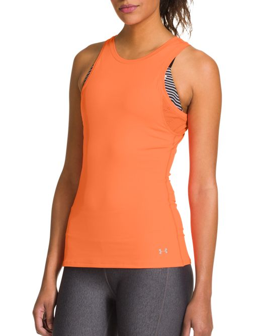great deals 2017 hot-selling real classic Women's UA HeatGear® Armour Mesh Tank