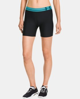 Women's UA HeatGear® Alpha Middy  2 Colors $17.99