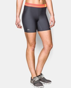 Women's UA HeatGear® Armour Middy LIMITED TIME: FREE U.S. SHIPPING 2 Colors $13.49 to $17.99