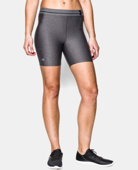 Women's UA HeatGear® Armour Middy LIMITED TIME: FREE U.S. SHIPPING 1 Color $13.49 to $17.99