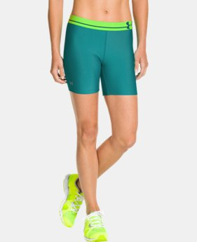 Women's UA HeatGear® Alpha Middy