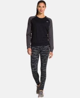Women's UA Lodge Crew  1 Color $51.99