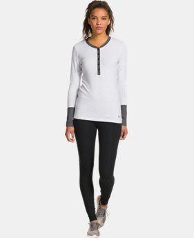Women's ColdGear® Infrared Henley  1 Color $44.99