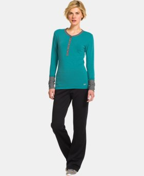 Women's ColdGear® Infrared Henley  2 Colors $44.99