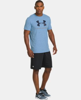 Men's UA Sportstyle Tri-Blend T-Shirt