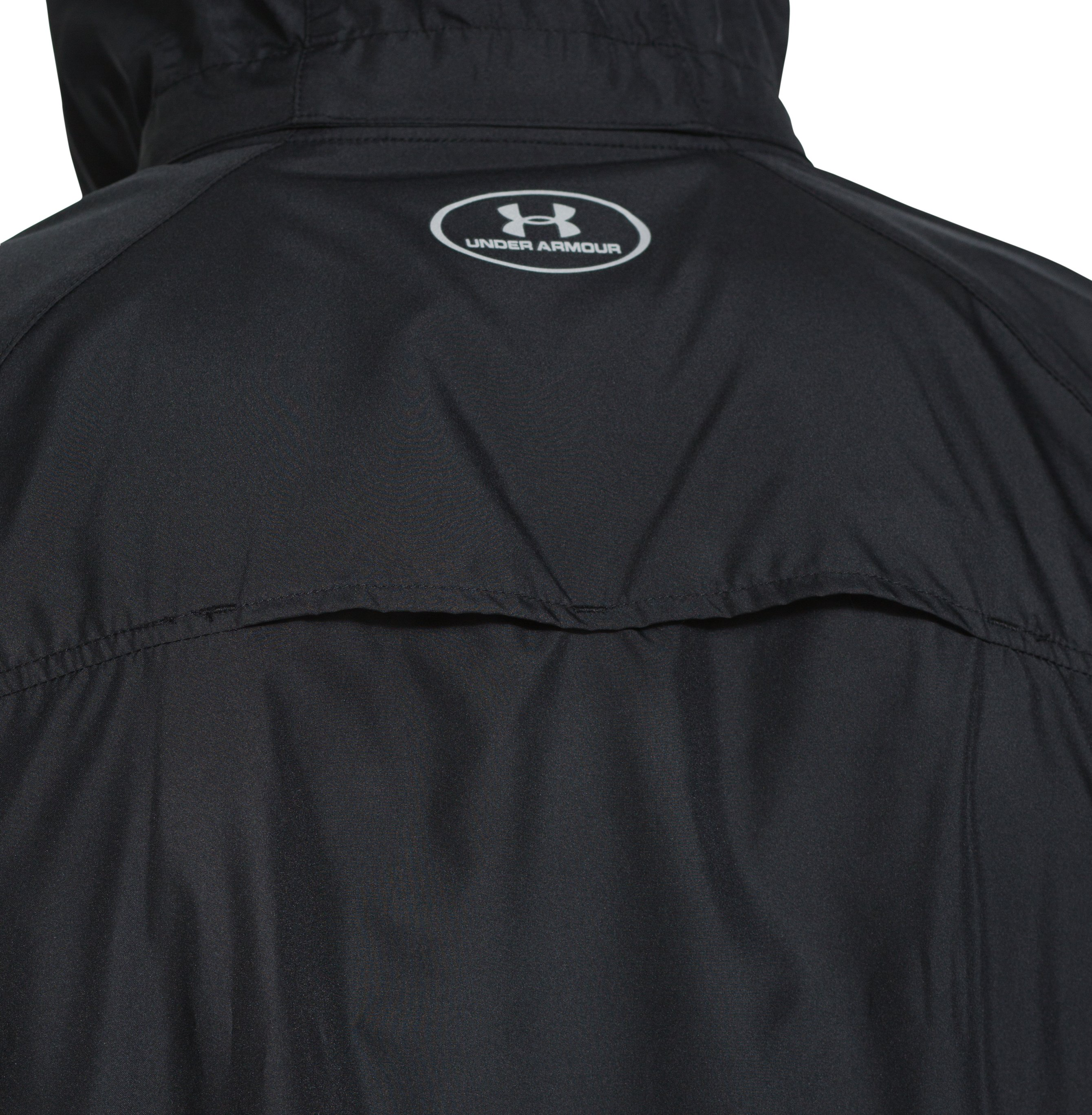 Men's UA Anchor Run Jacket, Reflective, undefined