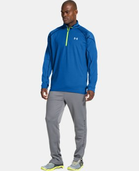 Men's UA ColdGear® Infrared Run ½ Zip  1 Color $66.99
