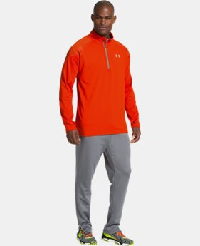 Men's UA ColdGear® Infrared Run ½ Zip LIMITED TIME: FREE U.S. SHIPPING  $47.99 to $59.99