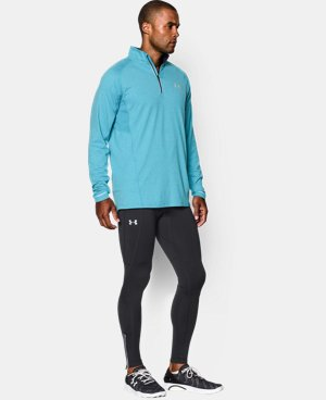Men's UA ColdGear® Infrared Run Leggings LIMITED TIME: FREE U.S. SHIPPING 1 Color $51.99 to $52.99
