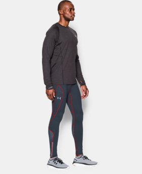 Men's UA ColdGear® Infrared Run Leggings EXTRA 25% OFF ALREADY INCLUDED 1 Color $39.74