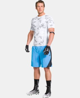 Men's UA Army Of 11 Football Short Sleeve Compression Shirt