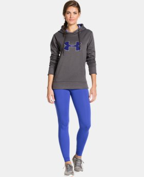Women's UA Big Logo Applique Hoodie LIMITED TIME: FREE U.S. SHIPPING 6 Colors $30.74 to $40.99