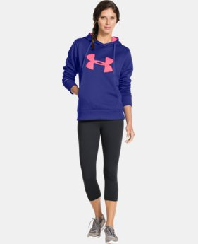 Women's UA Big Logo Applique Hoodie