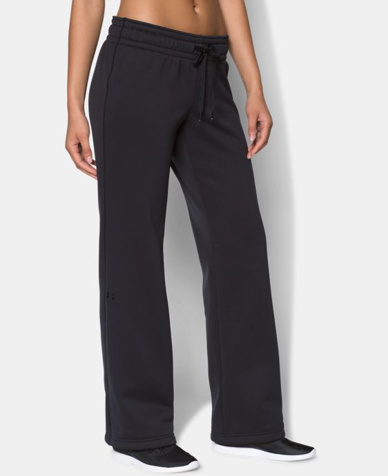 Women's Armour® Fleece Pant  3 Colors $37.99