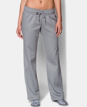 Women's Armour® Fleece Pant  2 Colors $37.99