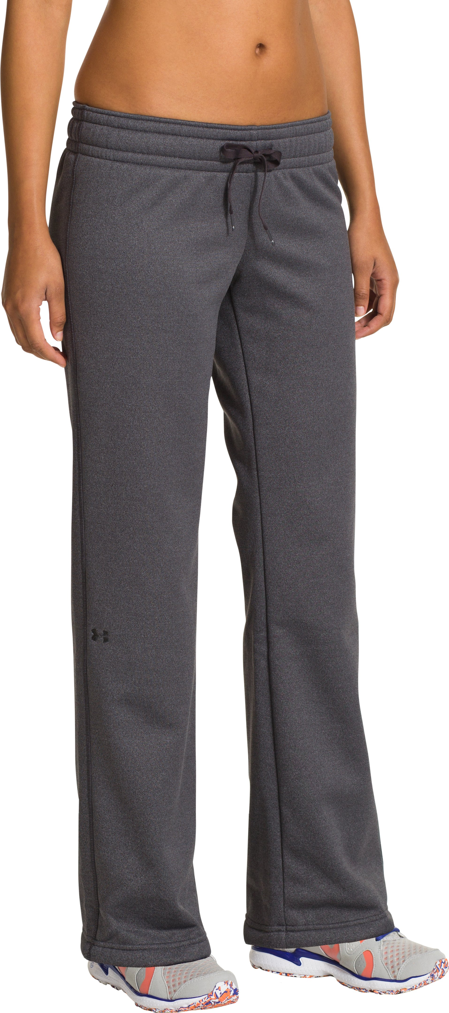 Women's  Armour Fleece® Pants, Carbon Heather