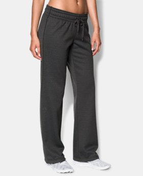 New Arrival  Women's Armour® Fleece Pant   $59.99