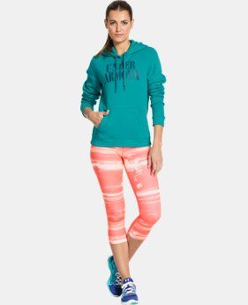 Women's UA Undisputed Cotton Hoodie  1 Color $29.99