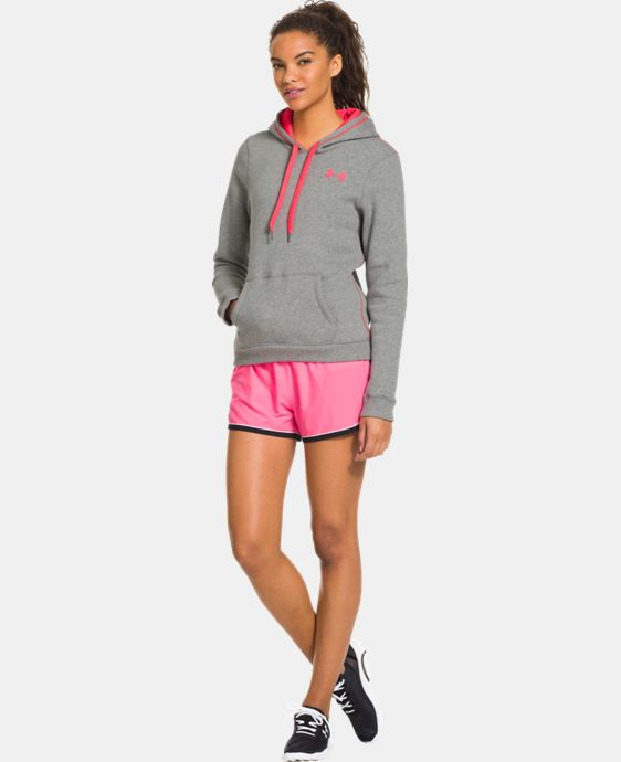 Women's UA Rival Cotton Hoodie  1 Color $33.99