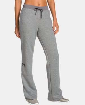 Women's UA Rival Cotton Pant  1 Color $33.99