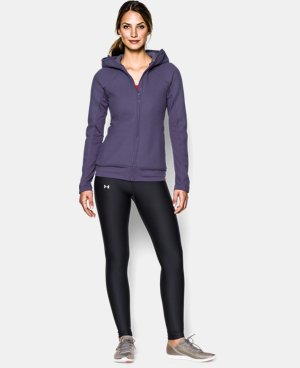 Women's UA ColdGear® Infrared Full Zip Hoodie  1 Color $93.99