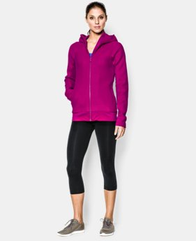 Women's UA ColdGear® Infrared Full Zip Hoodie
