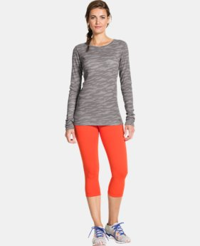Women's UA Cozy Waffle Long Sleeve  1 Color $23.99 to $29.99