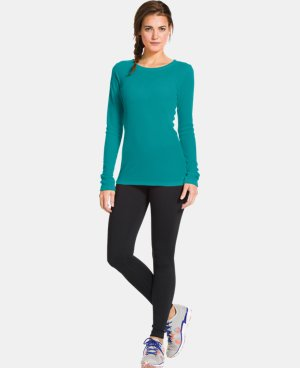 Women's UA Cozy Waffle Long Sleeve LIMITED TIME: FREE U.S. SHIPPING 1 Color $17.99 to $27.99