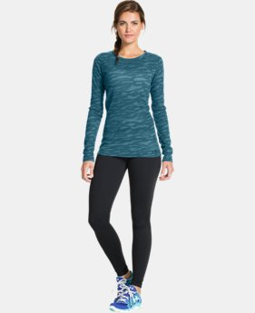 Women's UA Cozy Waffle Long Sleeve   $17.99 to $22.49