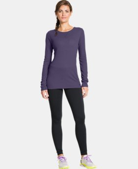 Women's UA Cozy Waffle Long Sleeve LIMITED TIME: FREE U.S. SHIPPING 1 Color $17.99 to $29.99