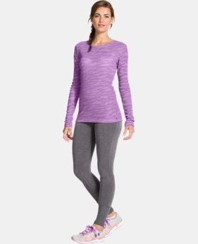 Women's UA Cozy Waffle Long Sleeve EXTRA 25% OFF ALREADY INCLUDED 1 Color $17.99 to $27.99